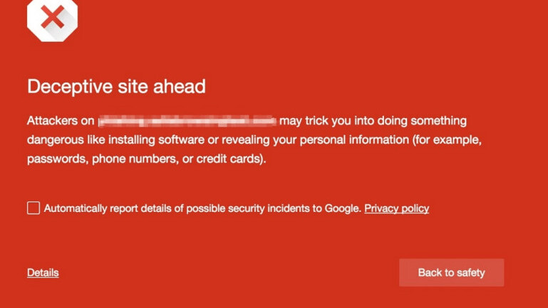 Google clamps down on websites with 'social engineering' download scams
