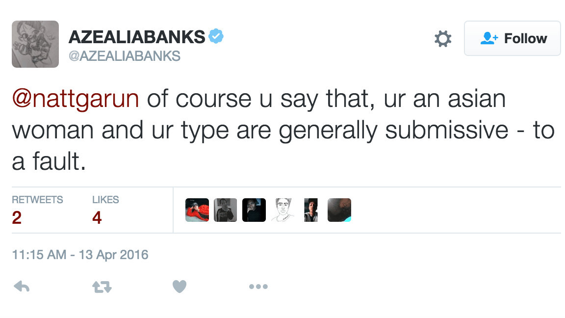 My Twitter feud with Azealia Banks over Jack Fucking Dorsey