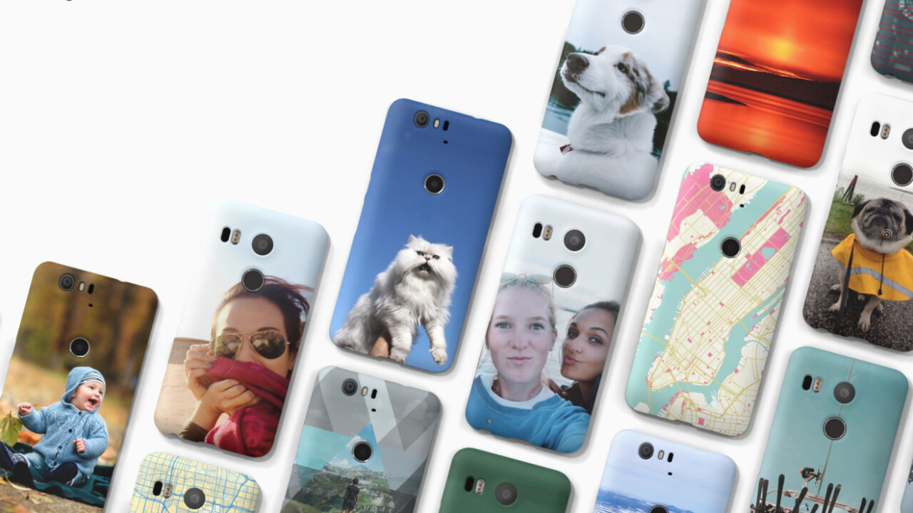 Google's new 'Live Cases' lets Nexus owners create custom accessories