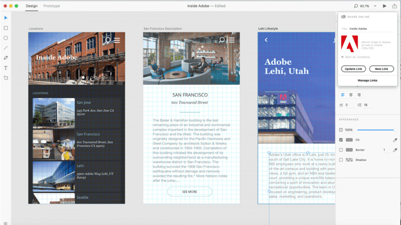 Adobe XD update brings a ton of new features for designers and developers