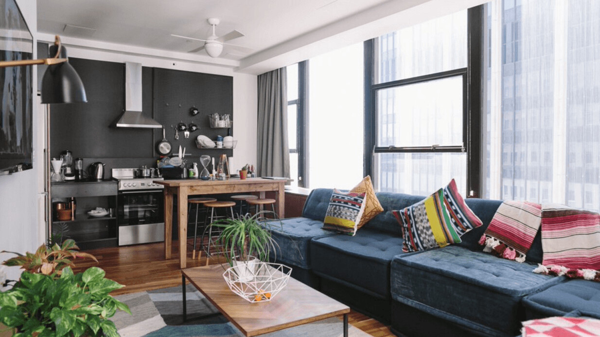 WeWork launches dorm-like WeLive spaces in New York and DC