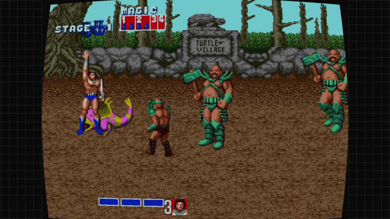 Sega wants you to modify its beloved 16-bit Genesis games