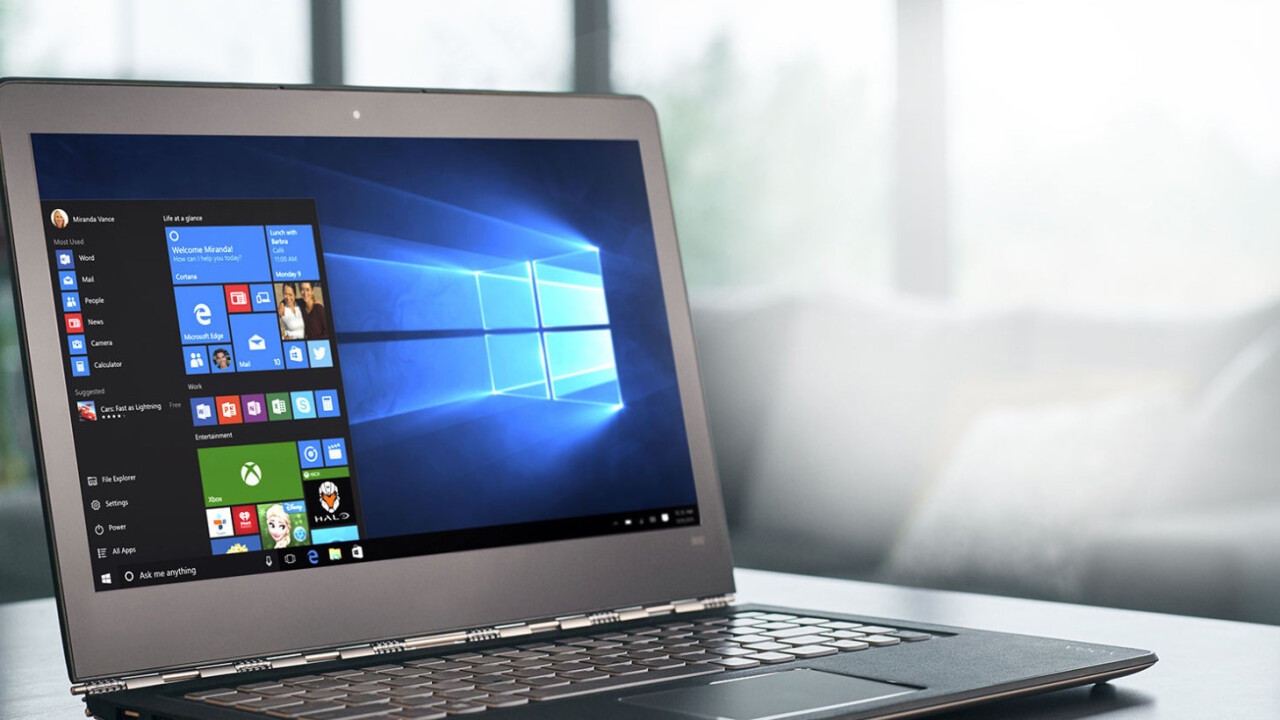 Windows security flaw lets hackers run any app on PCs, no admin rights necessary