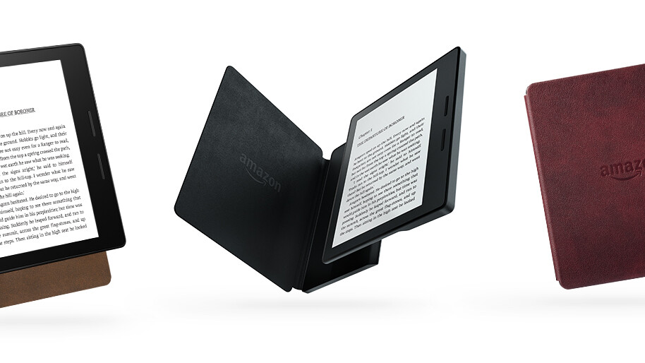 Vegans are already mad at Amazon for making Kindle Oasis' leather cover mandatory