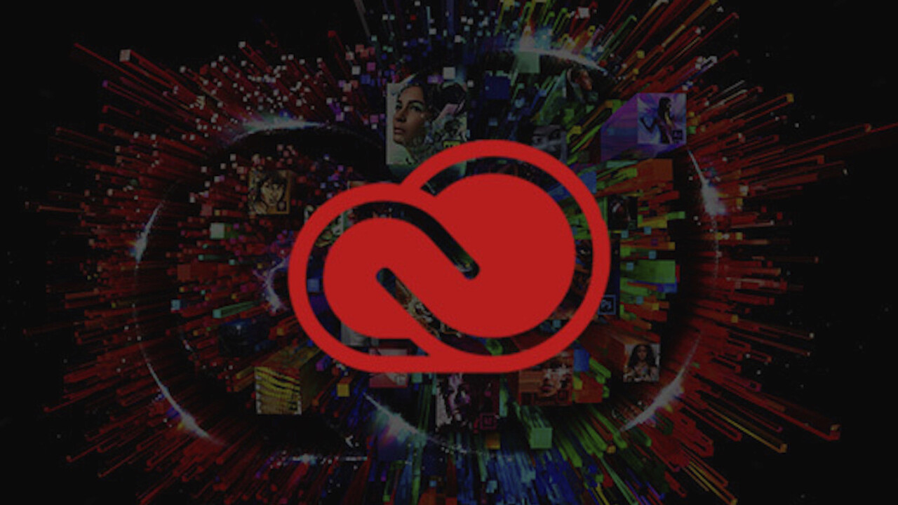 Win a 5-year subscription to Adobe Creative Cloud
