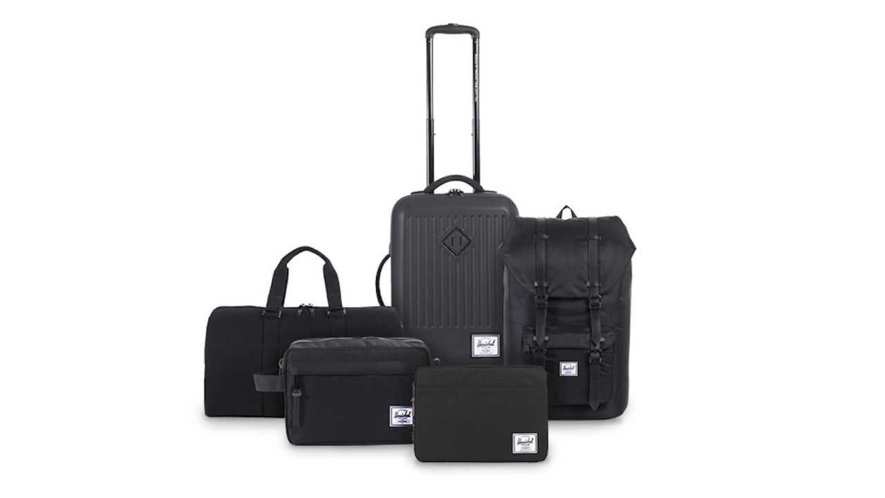 Protect your gear on the go: The Ultimate Herschel Travel bundle giveaway