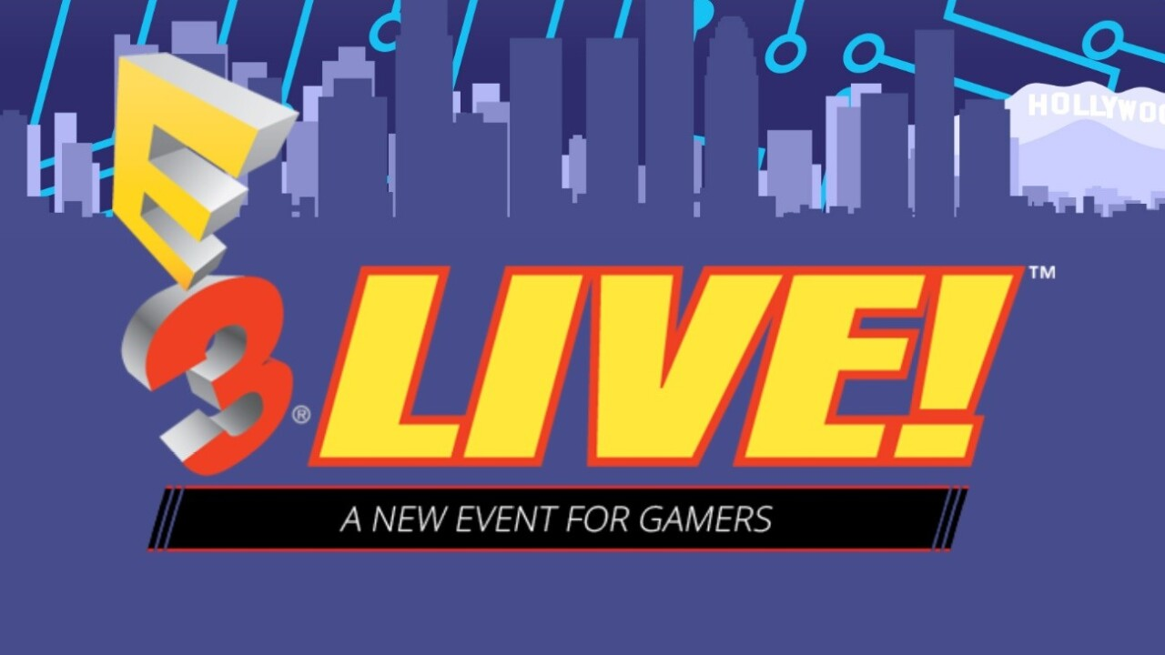 E3 is opening its doors to all gamers with a free side event