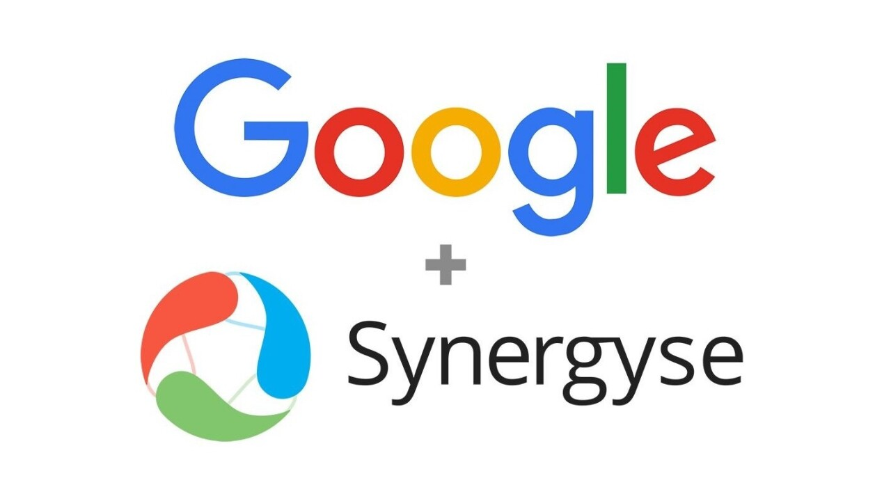 Google acquires Synergyse to train Google Apps users