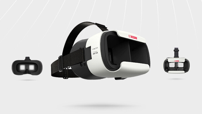 OnePlus wants fans to buy its next phone in VR with free fancy-looking headsets [Update]