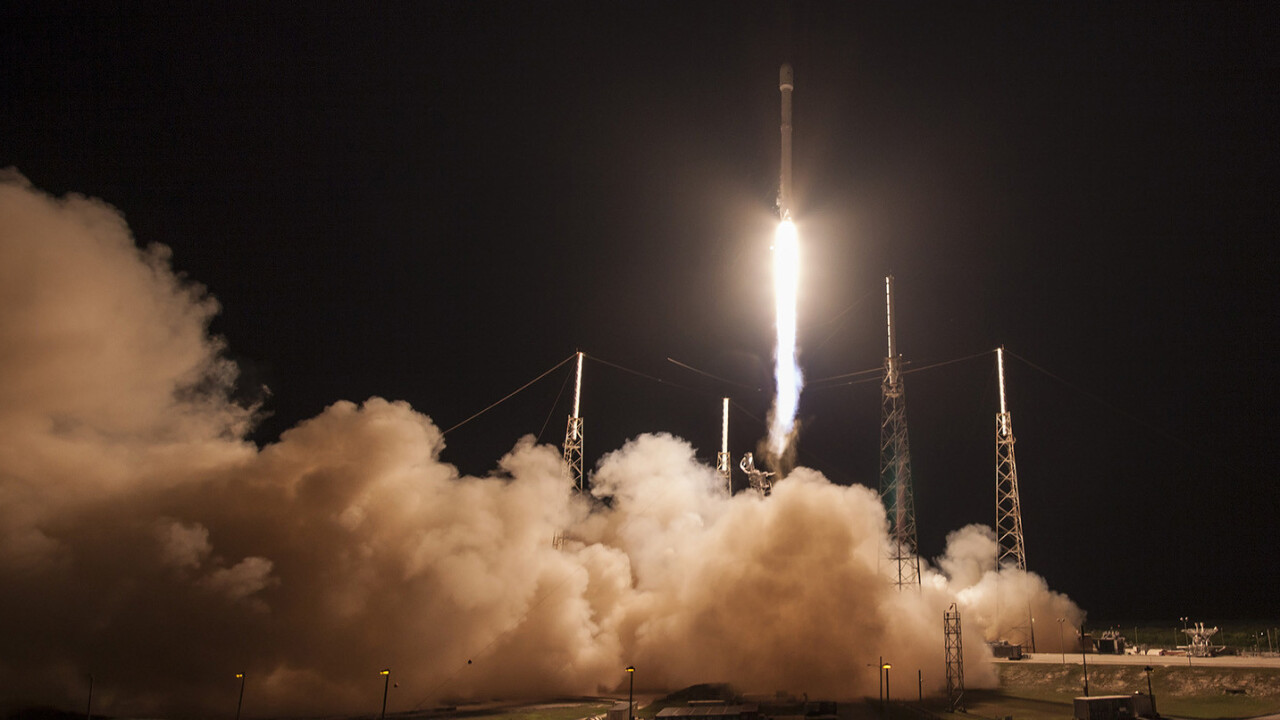 A SpaceX Falcon 9 rocket has exploded at Cape Canaveral launch site