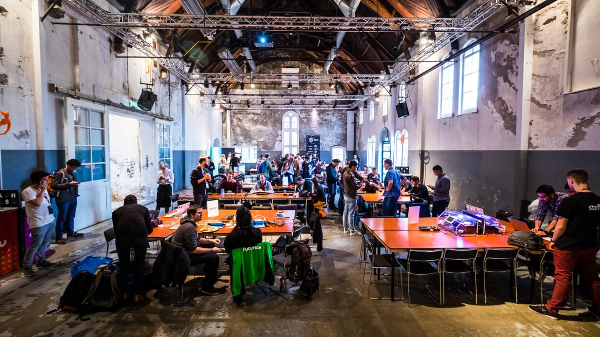 10 brilliant IoT hacks from TNW Europe 2016 Hack Battle