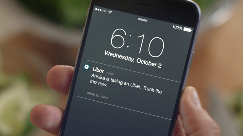 Uber's launched that feature you really want, but you're not allowed to use it