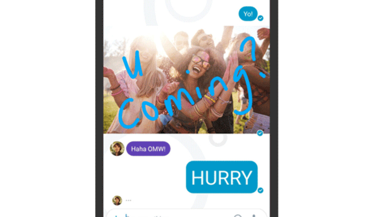 Google Allo is a new chat app that's as smart as Facebook Messenger without using bots