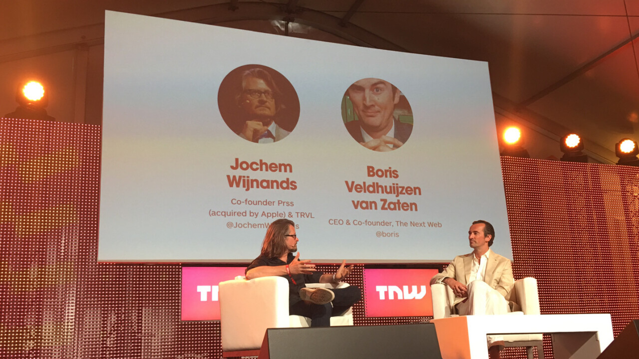 PRSS launched at TNW USA 2013, now its founder wants to help you get acquired by Apple