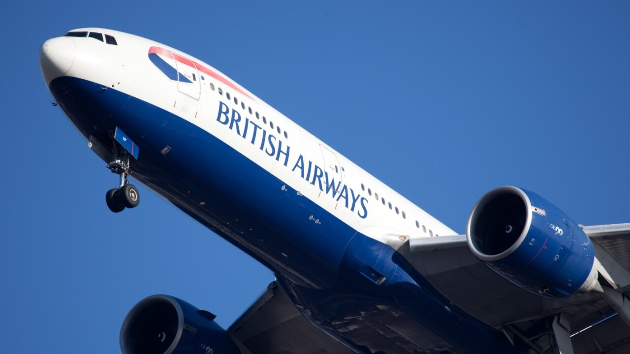 British Airways announces it's bringing in-flight Wi-Fi to its shorthaul routes