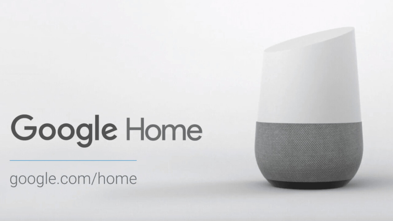 Google Home is official, and Amazon Echo should be worried