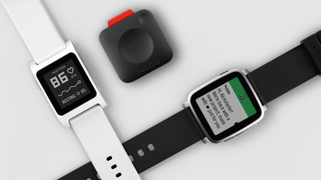 Pebble is getting Amazon Echo's voice technology, but not on its smartwatch (yet)