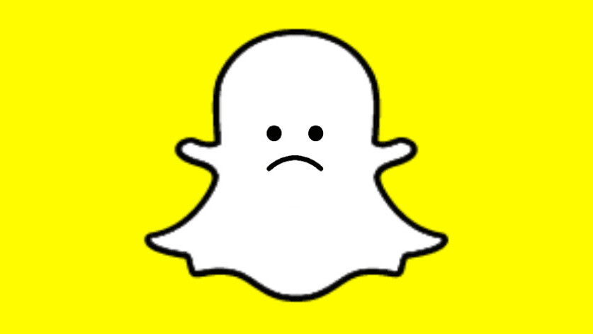Snapchat is down for many users [Updated]