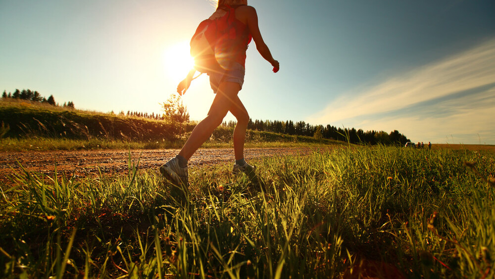 Take a hike: How walking doubles your creativity