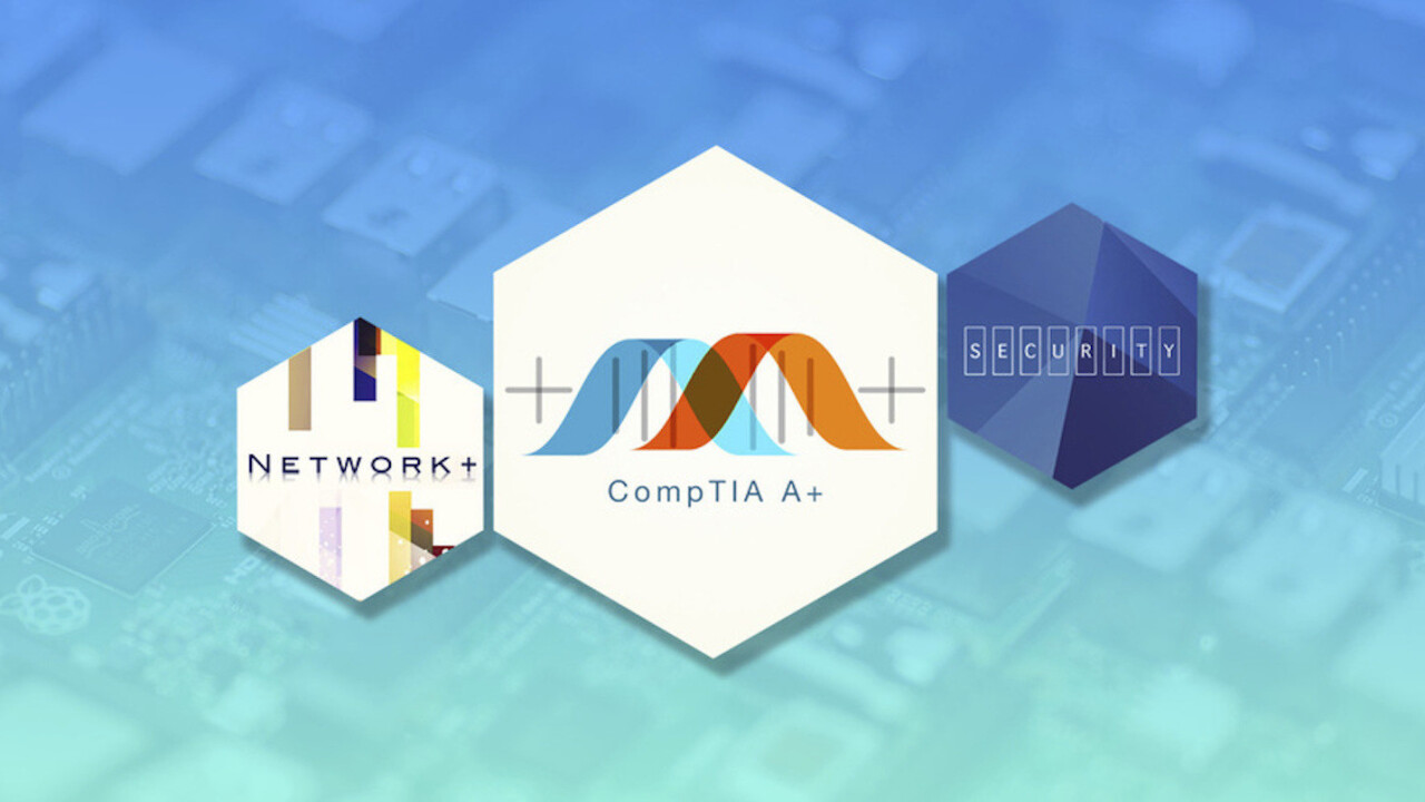 99% off training: CompTIA IT Security, Network and Hardware Certification Prep