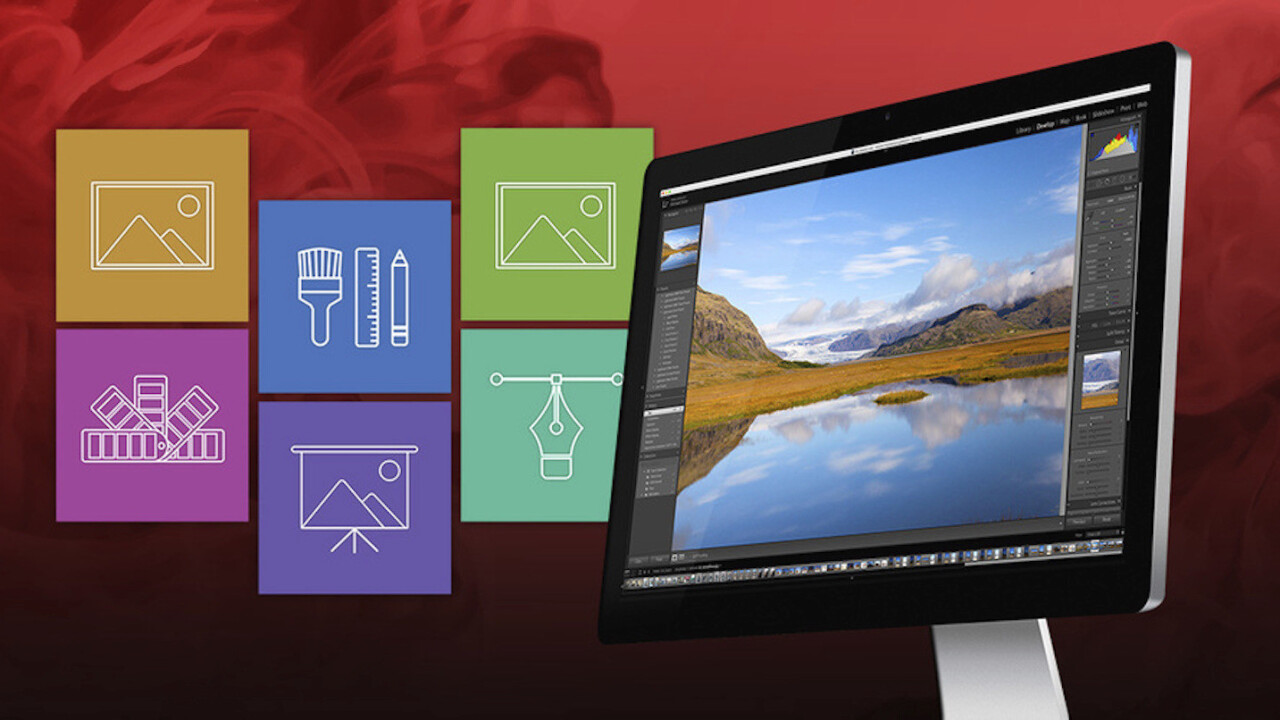 Now 87% off: Master photo editing with Adobe CC Photography Bundle