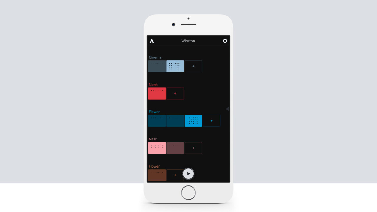 Auxy for iOS is a dead-simple music-making app for composing on the go