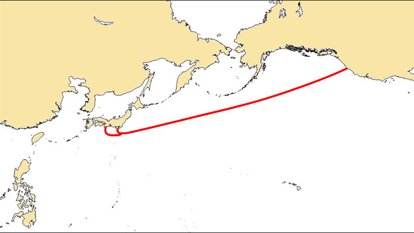 Google-funded $300 million 60Tbps trans-pacific cable goes live tomorrow