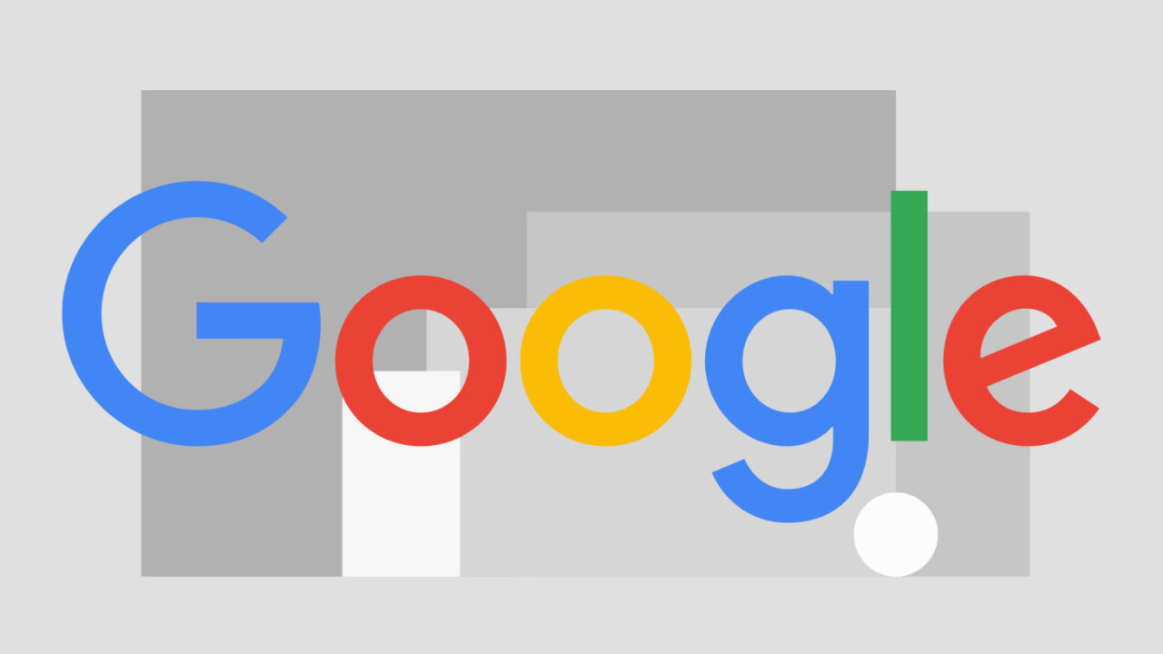 Google.com is sporting a new design for some users