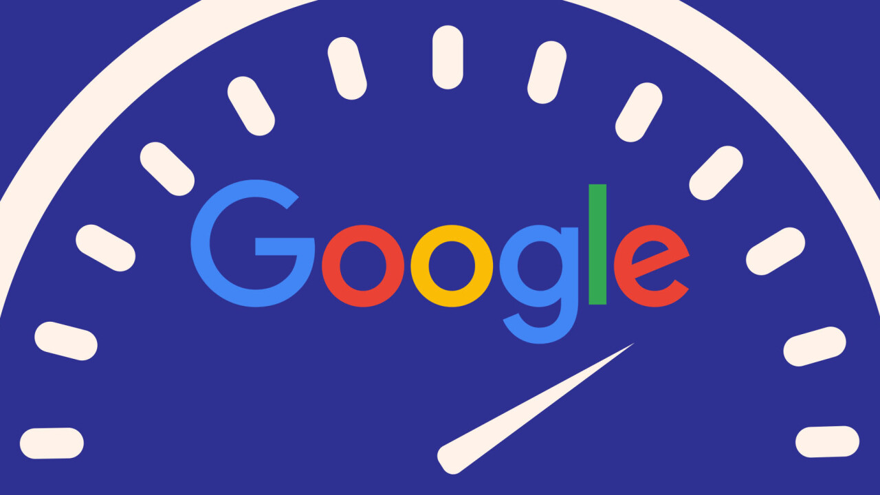 Google is trying out its own internet speed test in search results