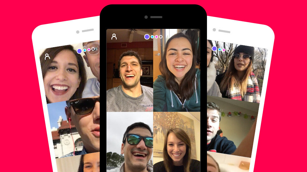 Meerkat isn't dead, it's launched a new group video chat app