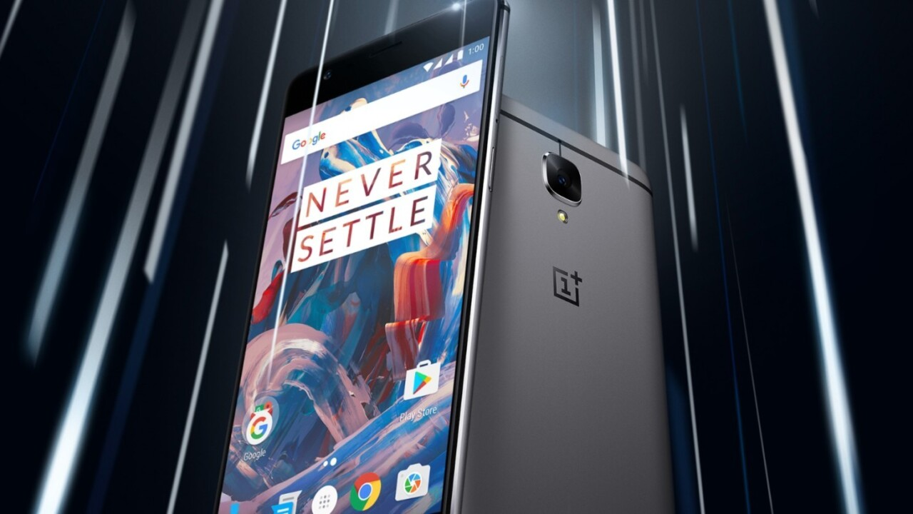 OnePlus 3 sales resume in Europe and Hong Kong