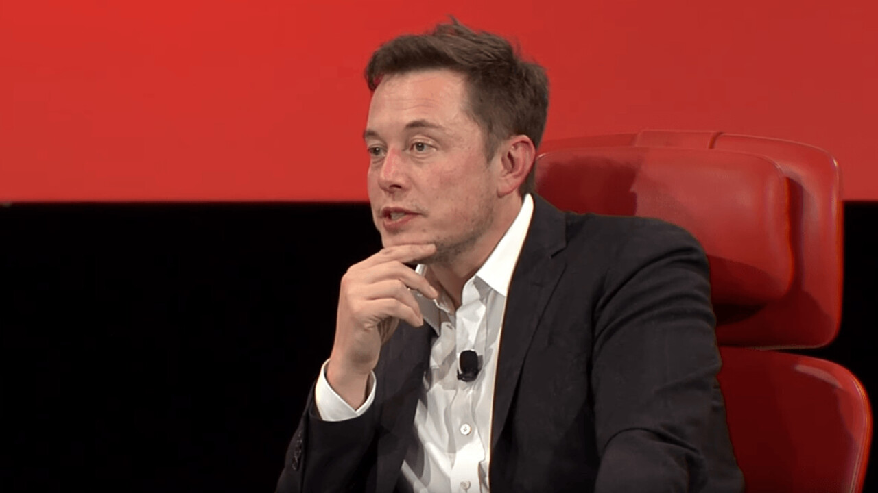 Elon Musk details his 'mind blowing' vision for Mars colonization