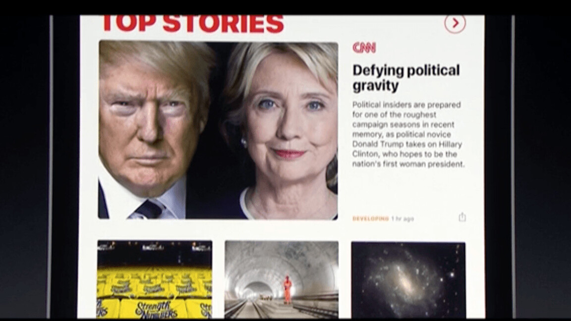 Apple News gets a facelift, subscriptions and better recommendations