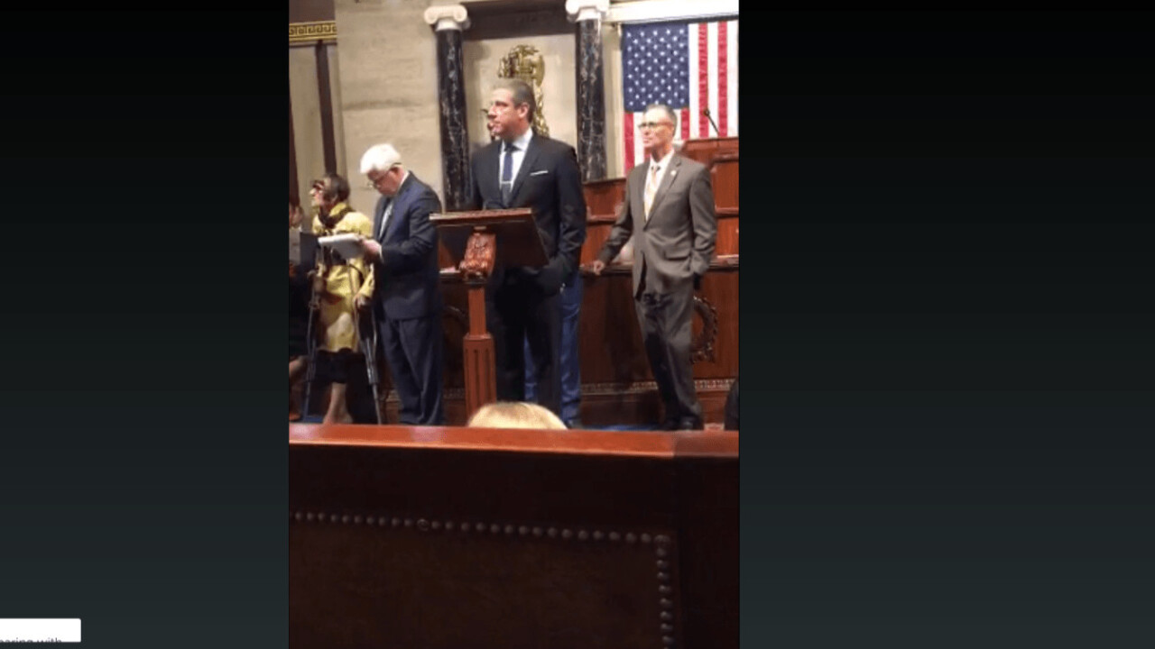 Periscope took over coverage of House sit-in over gun law reform after C-SPAN went dark