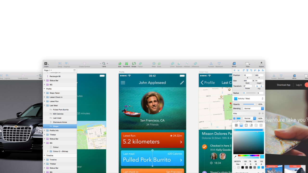 Sketch will begin charging users a subscription fee for its OS X design app