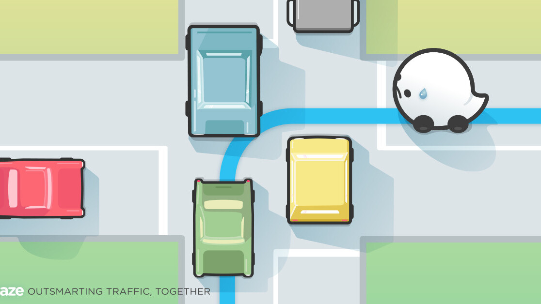 Waze now helps reroute your drive to avoid pain in the ass intersections