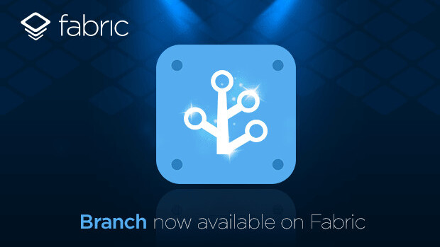Twitter Fabric adds Branch for deep linking marketing analytics