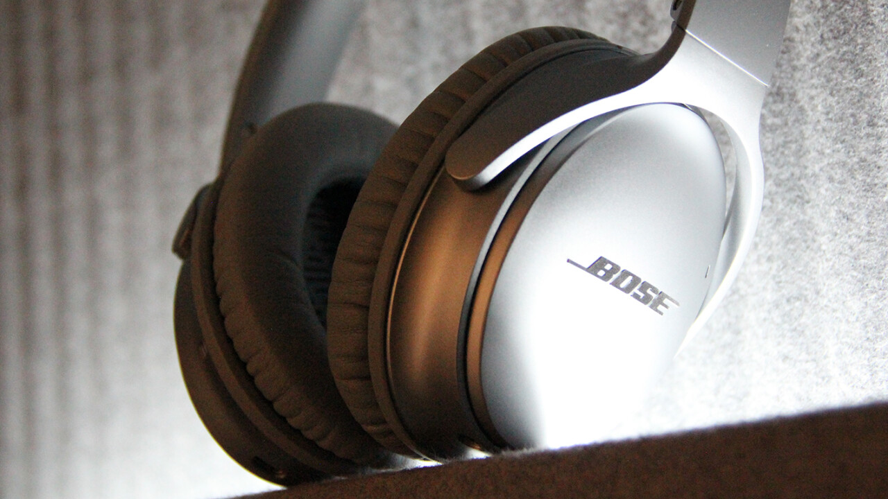 Why Bose's new wireless headphonesshould always be in your hand luggage