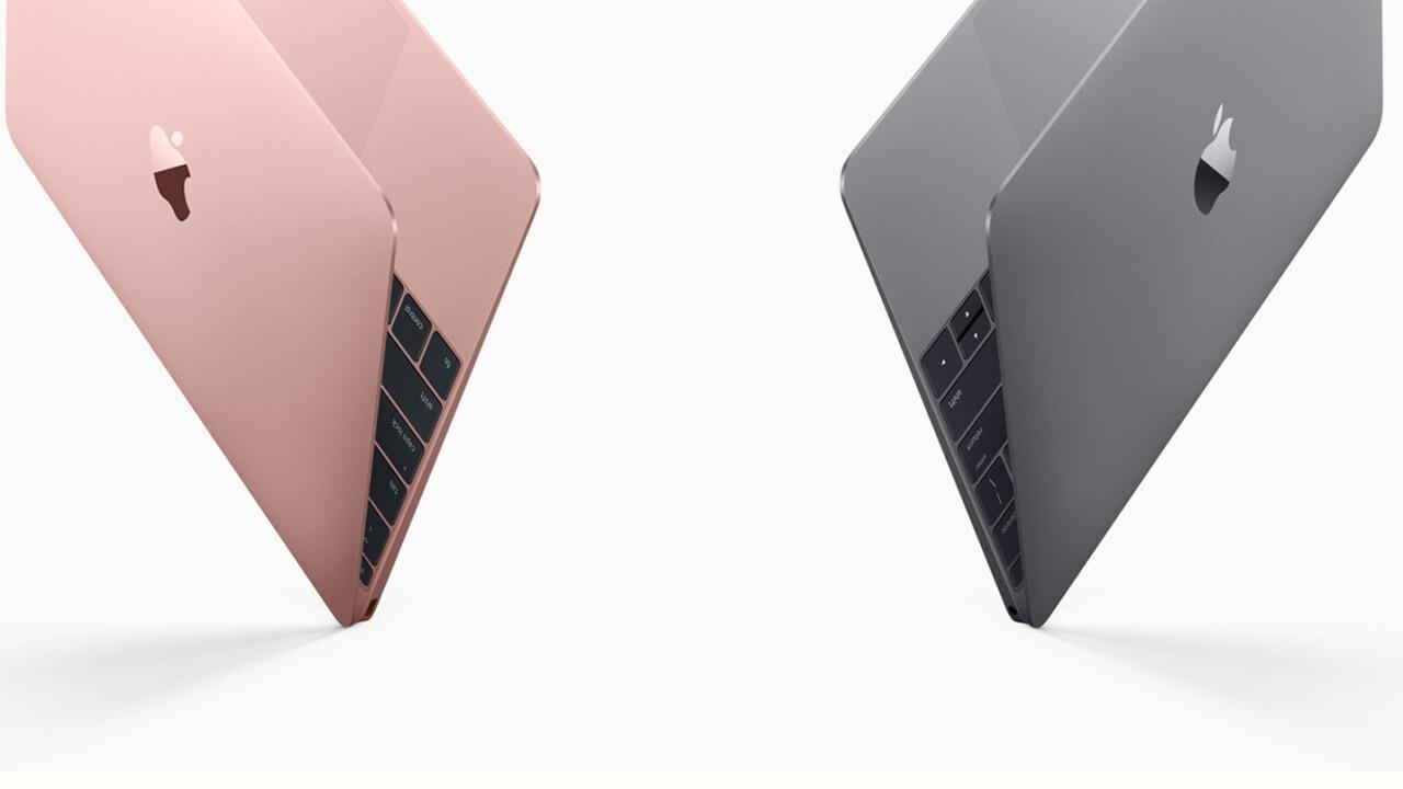 The Mega Macbook Giveaway: Win a brand new 12″ Macbook