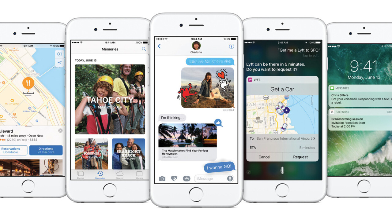 Apple says it left iOS 10 beta kernel unencrypted on purpose – and it was actually a really smart move