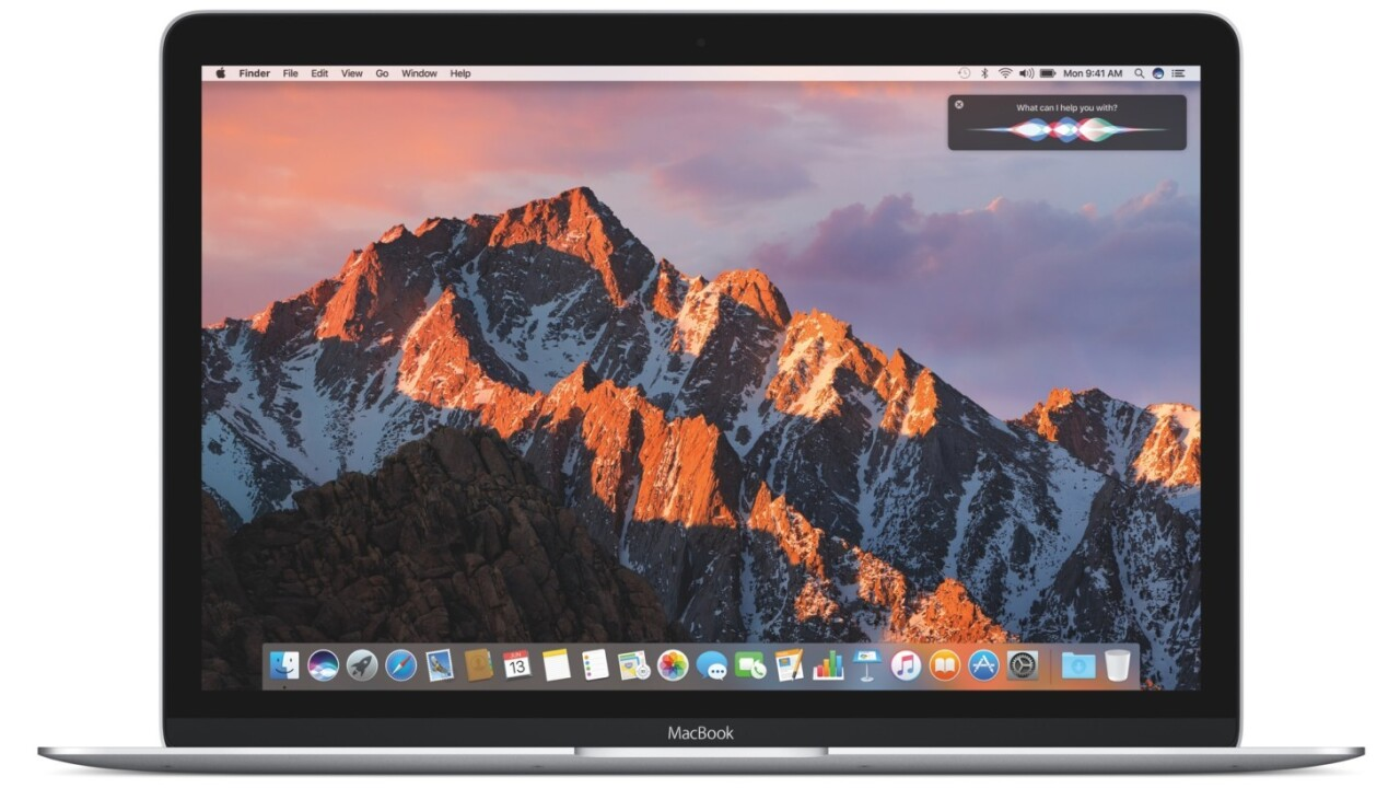 macOS Sierra preview: Siri taught me that iCloud is the killer feature