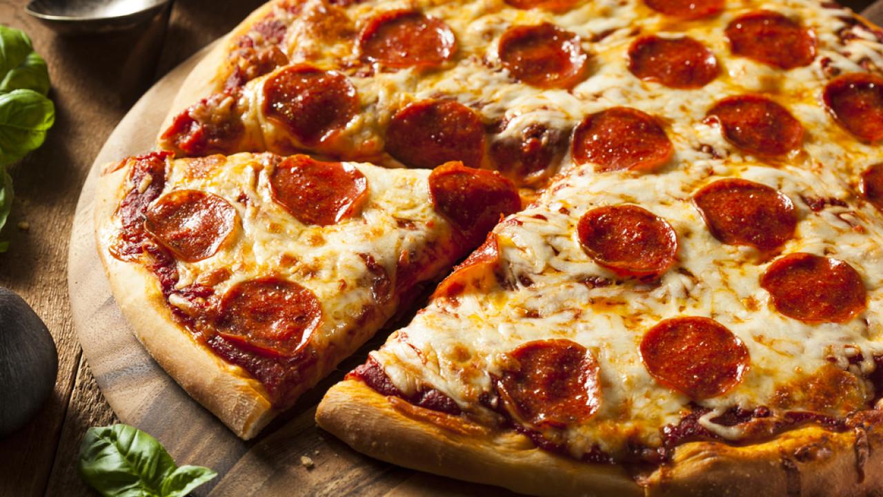 Little Caesars patents robot that assembles perfect pepperoni pizza