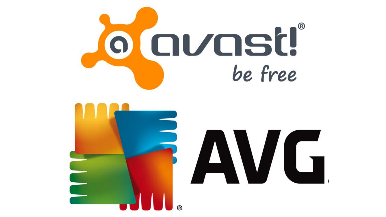 Antivirus giant Avast is acquiring rival AVG for $1.3b