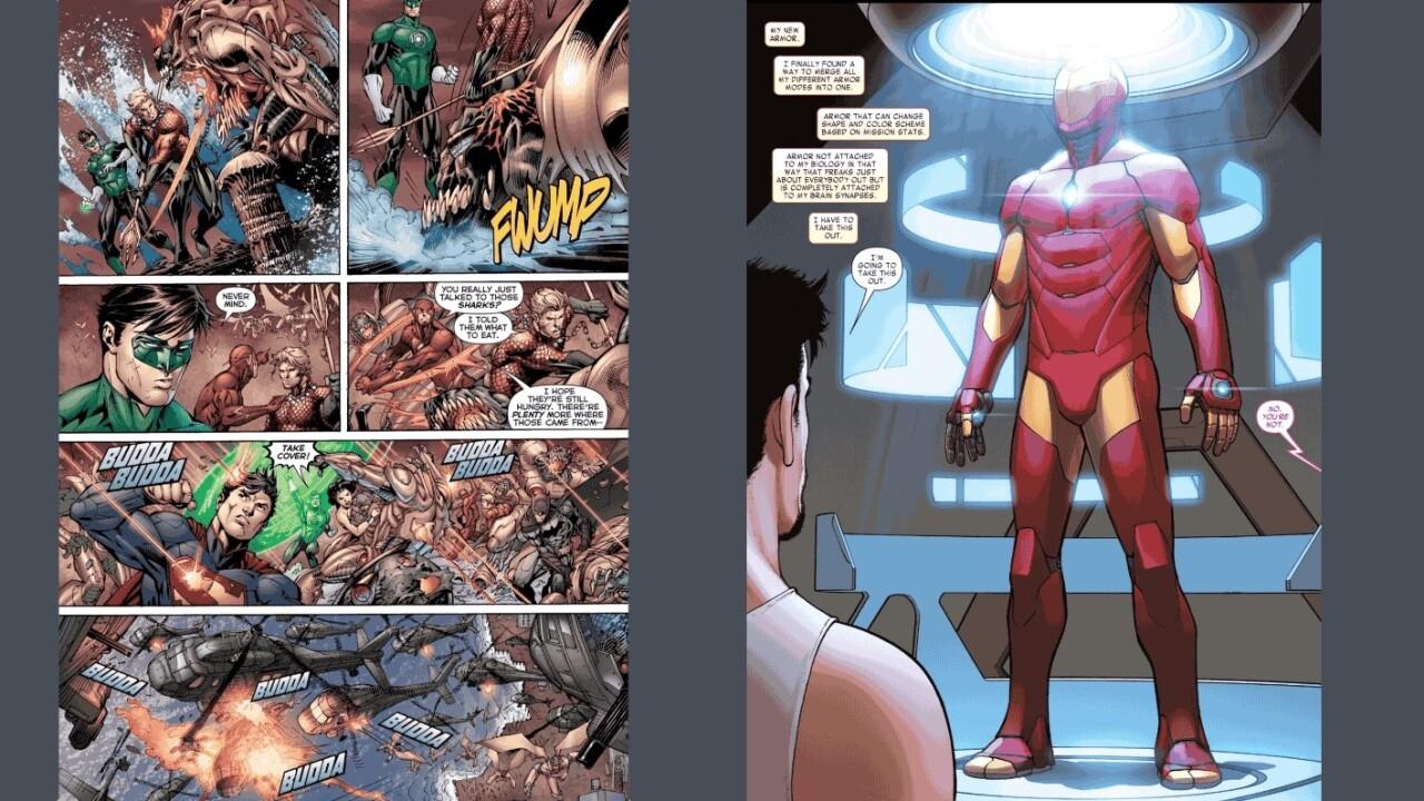 Google's new 'Bubble Zoom' makes reading digital comic books easy