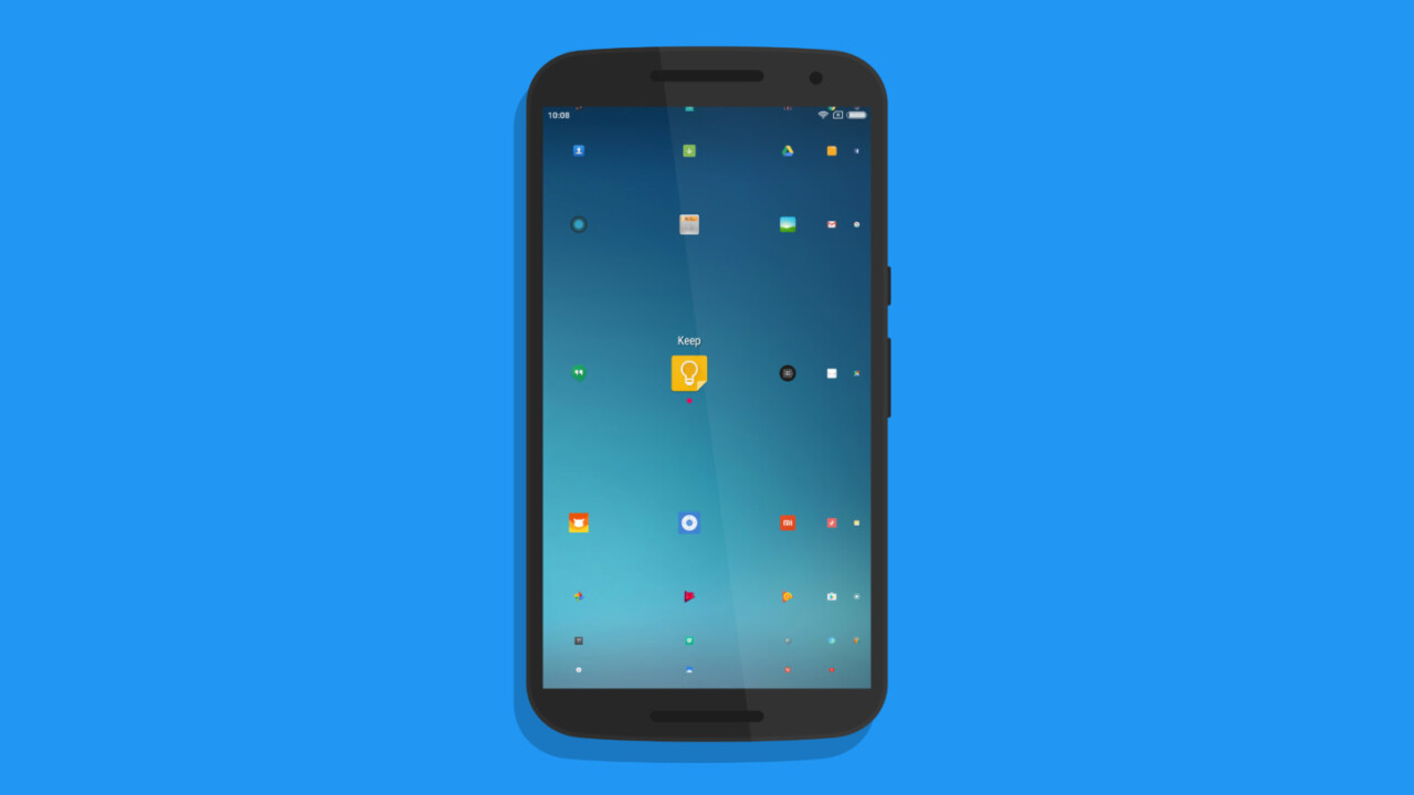 Here's the perfect launcher for your oversized Android phone