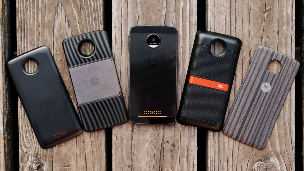 Review: The Moto Z and Z Force are a triumph for modular design