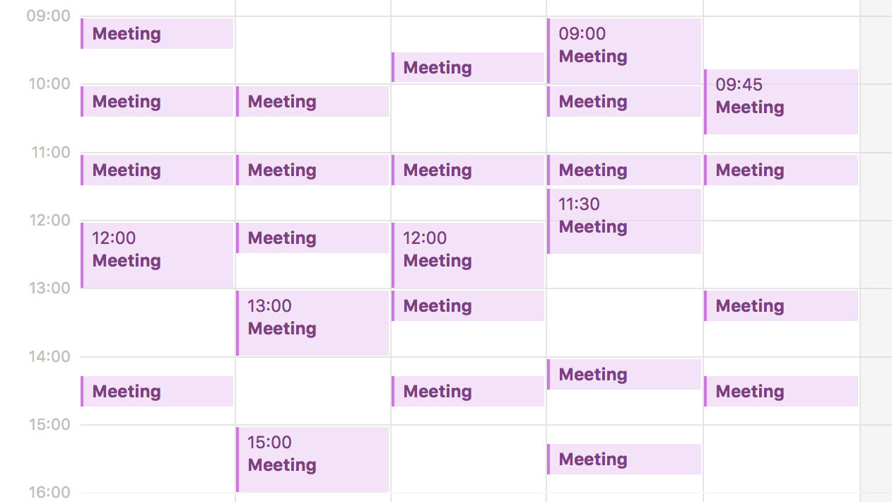 How to suck less at planning meetings