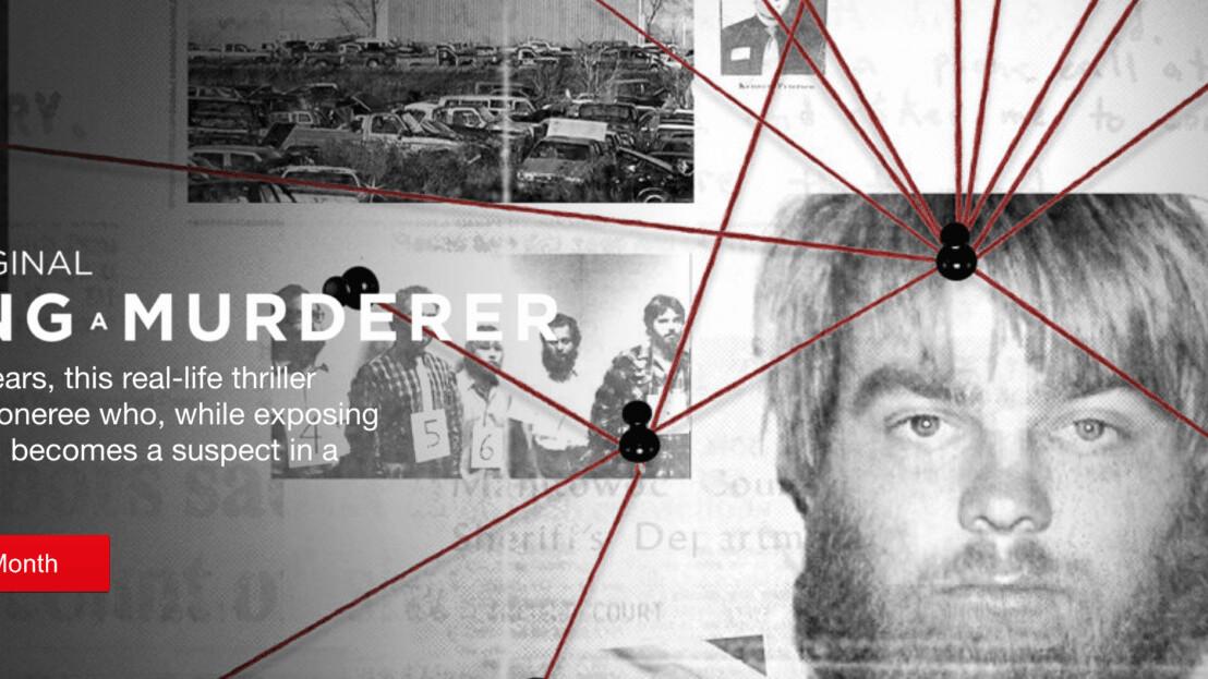Netflix announces a second season of 'Making a Murderer'
