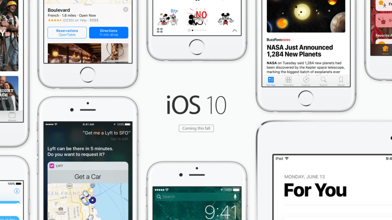 Here's how to skip iOS 9.3.5 and just upgrade to iOS 10