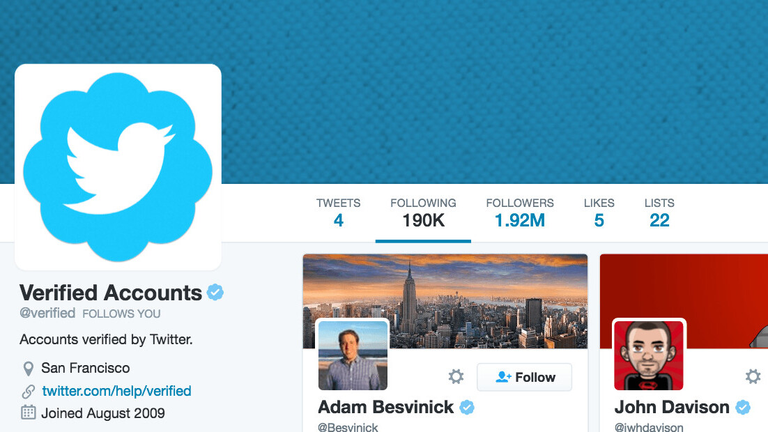 Twitter is verifying way more accounts, and here's the data to prove it